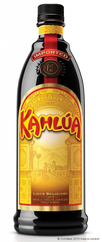 Kahlua Bottle