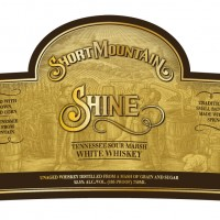 Short Mountain Shine Label