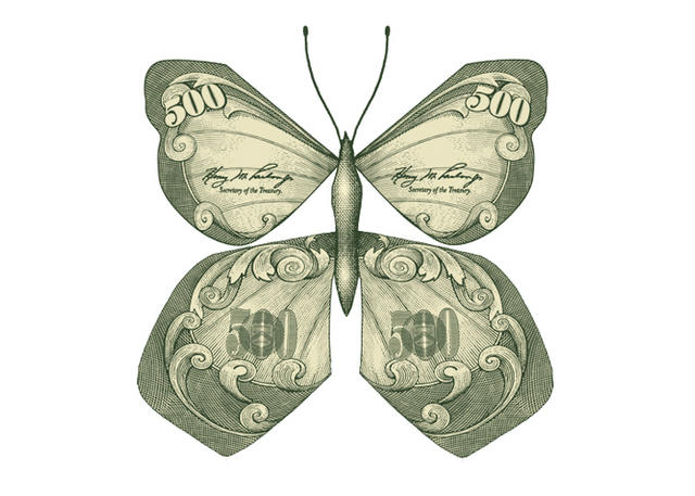 Financial Butterfly
