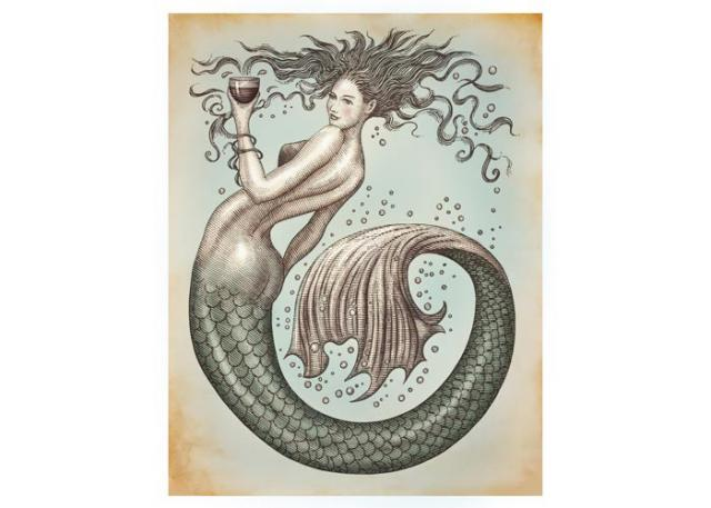 Mermaid LSF Poster