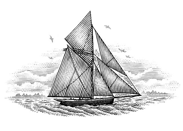 Lawleys Sailboat