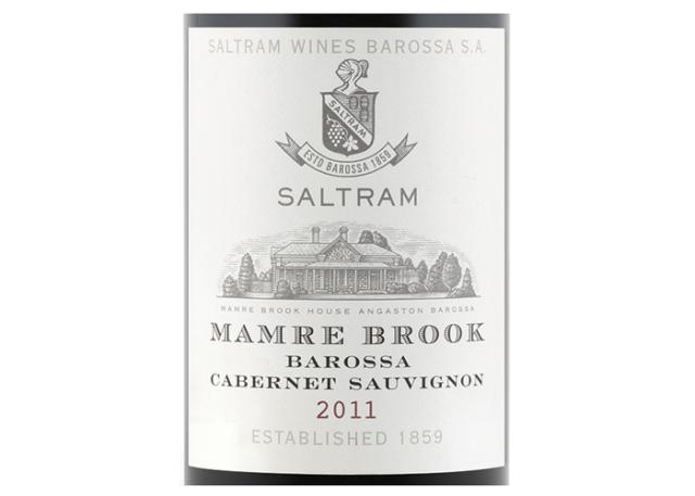 Saltram Mamre Brook Label