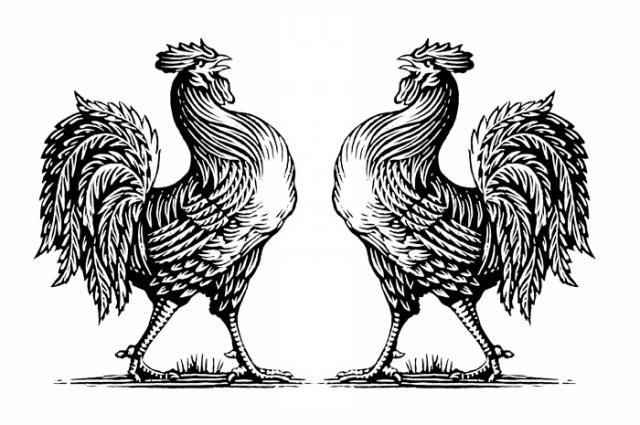 Rooster Icons