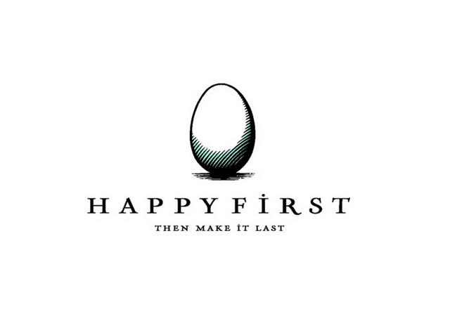 Happy First logo