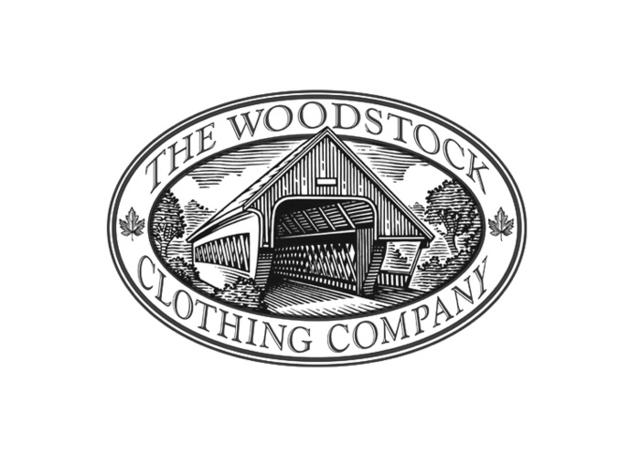 Steven Noble Illustrations Woodstock Clothing Logo