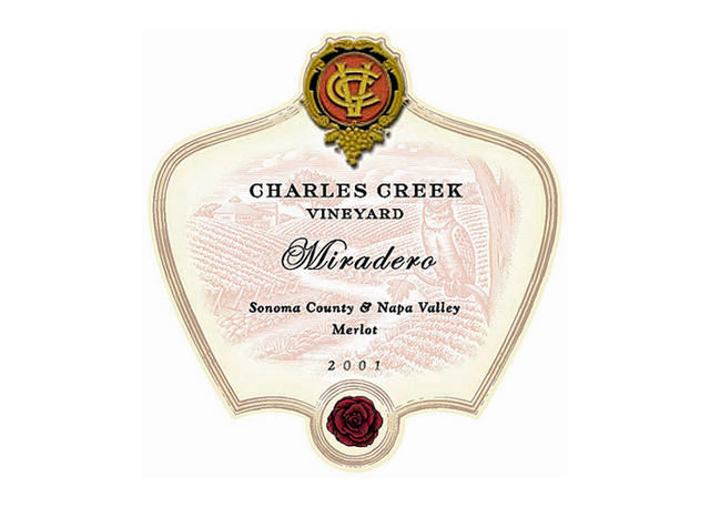 charles creek wine