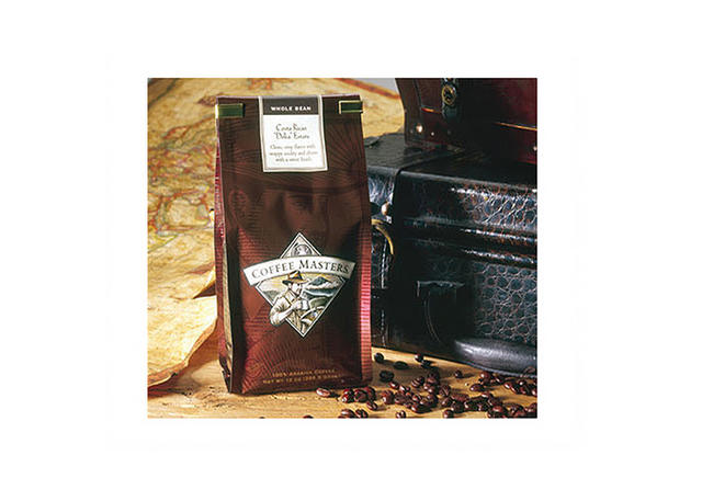 Coffee Masters Packaging