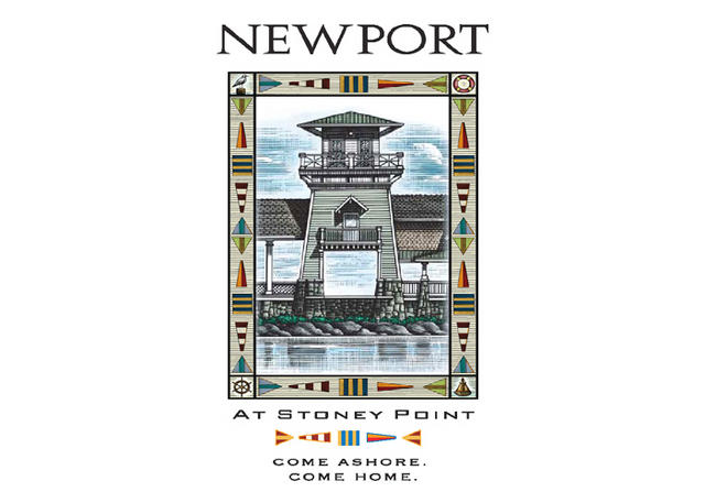Newport Stoney Point Logo