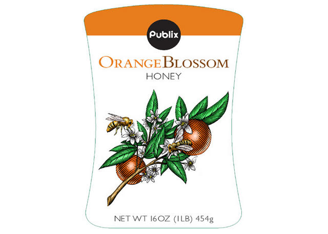 Publix Orange Blossom
