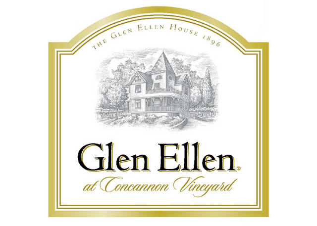 Glen Ellen Concannon label