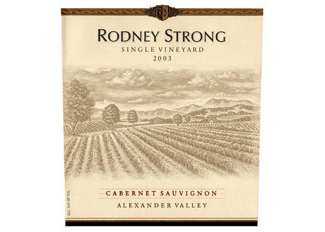 Rodney Strong Janes Vineyard
