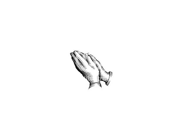 Hands Praying