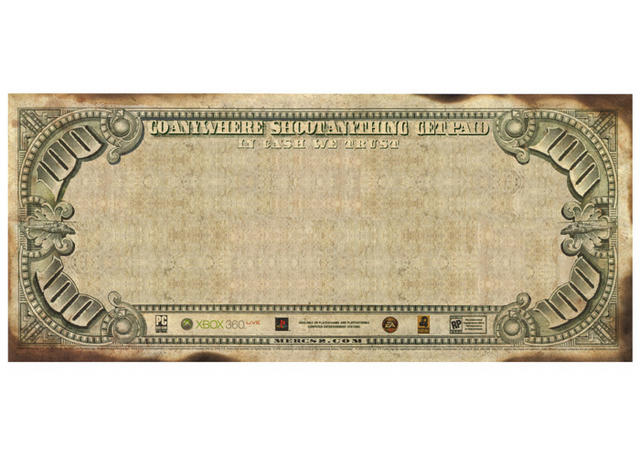 Currency Bill