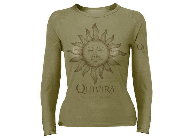 Quivira Wines women's t-shirt