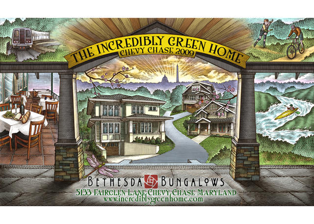 The Incredibly Green Home  Poster