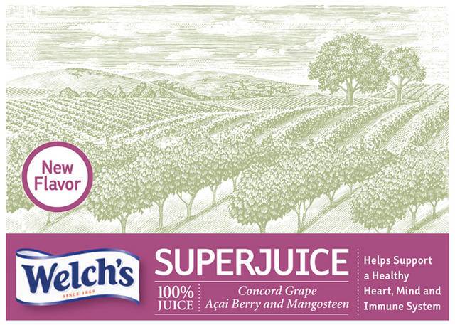 Welch's Super Juice