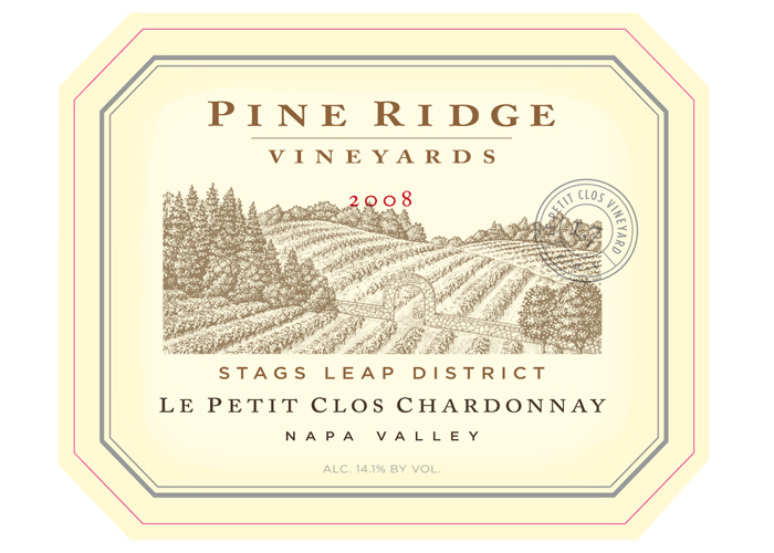 Pine Ridge Vineyards: Le Petit Clos