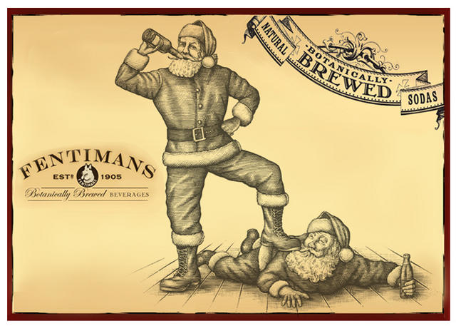 "Fentiman's ""Fighting Santas"""